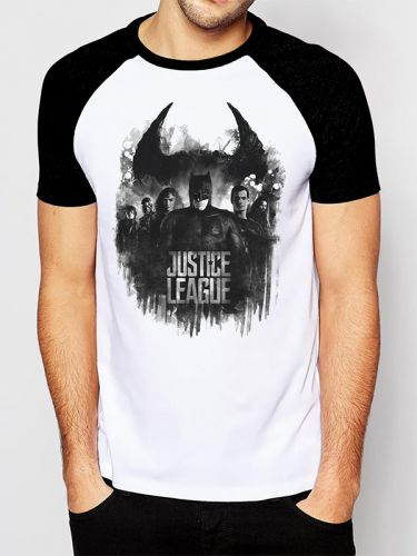 T-PAITA - JUSTICE LEAGUE - MOVIE GROUP (LF8380)