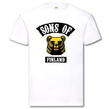 T-PAITA - SONS OF FINLAND KARHU