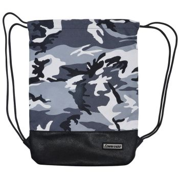 TREENIKASSI - Backpack Gym Bag citycamo