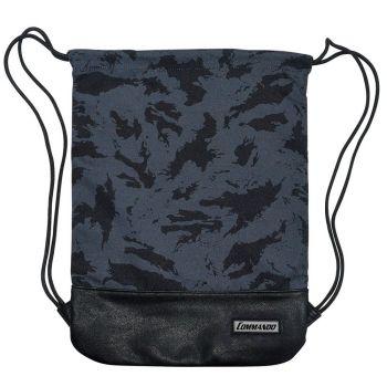 TREENIKASSI - Backpack Gym Bag Nightcamo