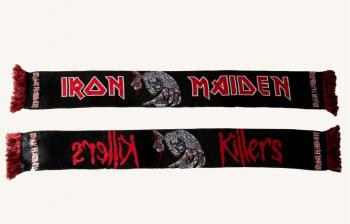 KAULAHUIVI - KILLERS - IRON MAIDEN (LF7219)