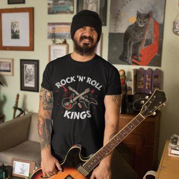 T-Paita - ROCK 'N' ROLL KINGS -  SPEED KINGS