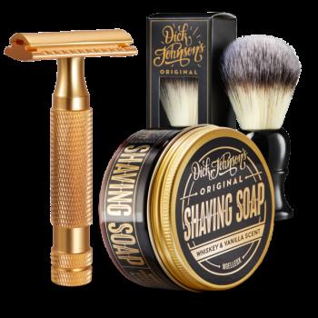 Dick Johnson's - Shaving Kit