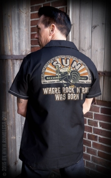 KAULUSPAITA - Lounge Shirt Sun Records