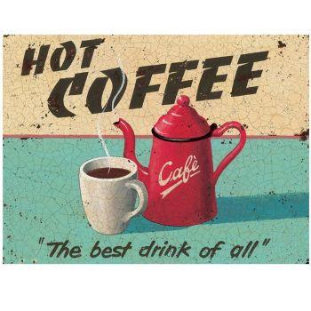 Kilpi KAHVI - Hot Coffee - Martin Wiscombe