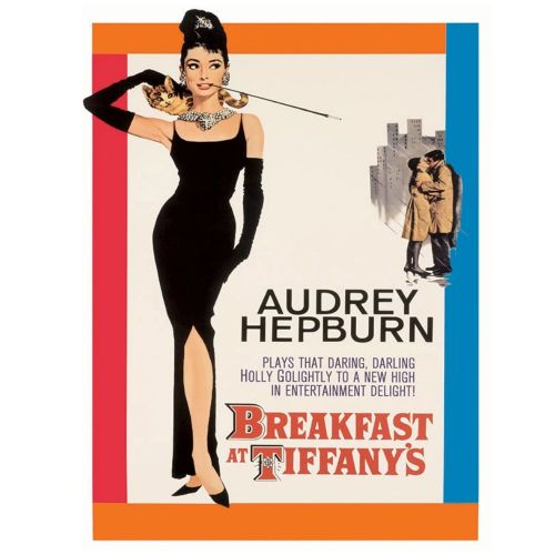 Kilpi - Audrey Hepburn