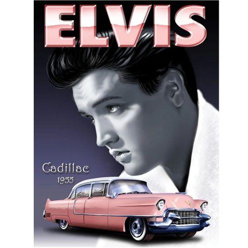 Kilpi - Elvis Pink Cadillac