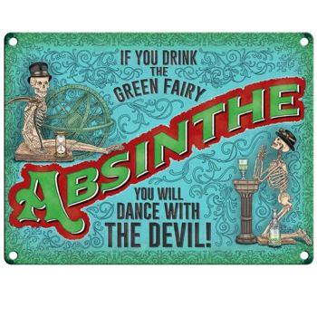 Kilpi - Absinthe