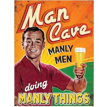 Kilpi - Man Cave