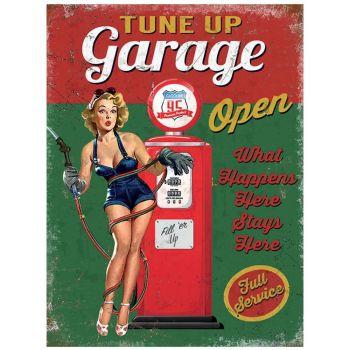 Kilpi - Tune Up Garage Open