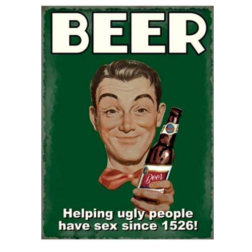 Kilpi - Beer Helping Ugly People
