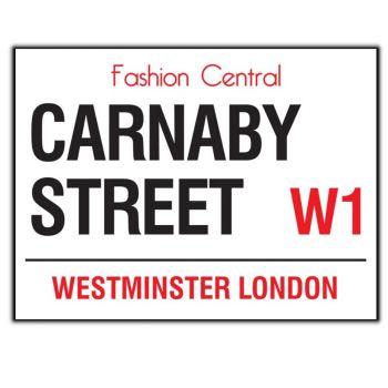 Kilpi - Carnaby Street