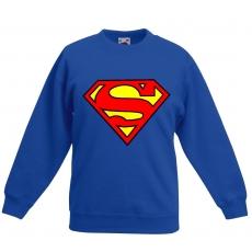 LASTEN COLLEGEPAITA SUPERMAN