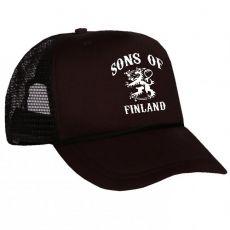 VERKKOPERÄLIPPIS SONS OF FINLAND musta