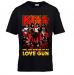 LASTEN T-PAITA - LOVE GUN - KISS (LF8480)