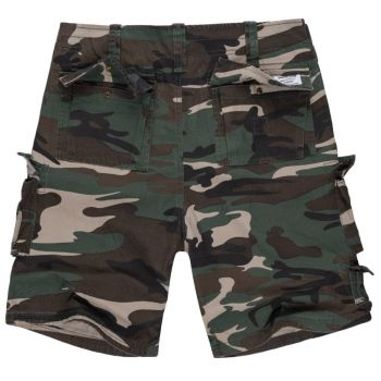SHORTSIT - TROOPER SHORTS WOODLAND - SURPLUS