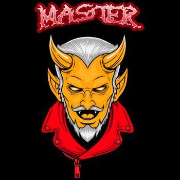 CLASSIC HUPPARI musta - MASTER