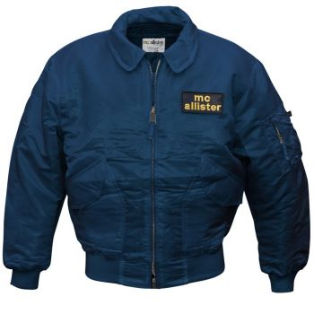 CWU-Pilotti -  Bomber Jacket - Mc Allister Navy