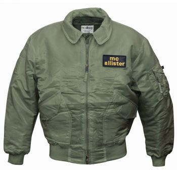 CWU-Pilotti -  Bomber Jacket -  Mc Allister Oliv