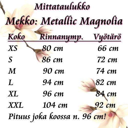 KYNÄMEKKO -  Metallic Magnolia