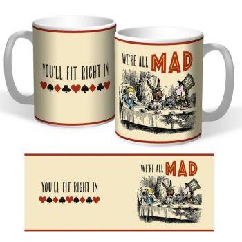 MUKI - Alice in Wonderland - We're All Mad
