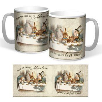 MUKI - Alice in Wonderland - Shall we have tea first