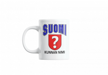 Muki - Suomi oma vaakuna