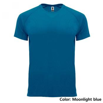 TEKNINEN T-PAITA ROLY    (Moonlight blue)