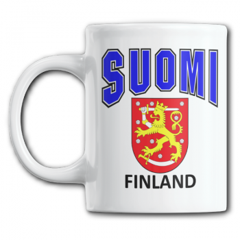 Muki - SUOMI LEIJONA FINLAND