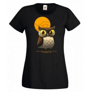 NAISTEN PAITA musta - OWL