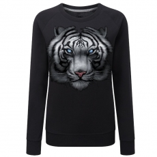 RUSSELL Naisten College - MAJESTIC WHITE TIGER 1003A