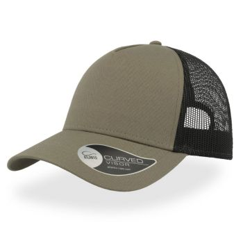 VERKKOPERÄLIPPIS - RAPPER COTTON OLIVE-BLACK