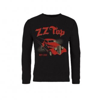 NEULEPAITA - ZZ TOP - ELIMINATOR (LF9090)