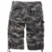 SHORTSIT - TROOPER LEGEND 3/4 BLACKCAMO - SURPLUS