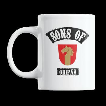 Muki - Sons of Oripää