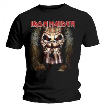T-PAITA - IRON MAIDEN - EDDIE CANDLE FINGER