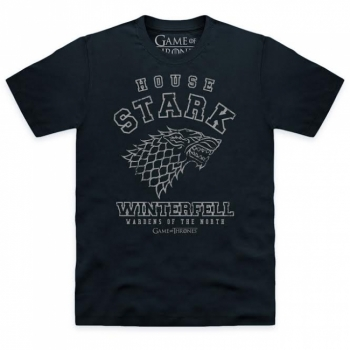 T-PAITA - GAME OF THRONES - HOUSE STARK (LF8076)
