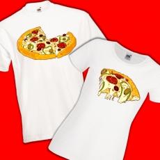 NAISTEN PAITAKUVA - PIZZA