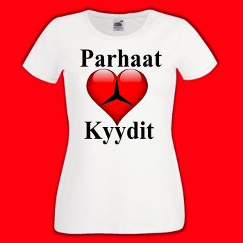 NAISTEN PAITAKUVA - PARHAAT KYYDIT