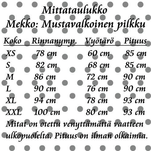KELLOMEKKO + BOLERO - MUSTAVALKOINEN PILKKU