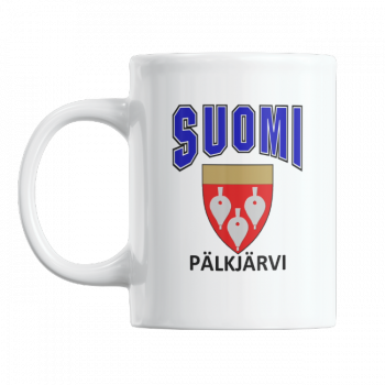 Muki - Suomi vaakuna - Pälkjärvi