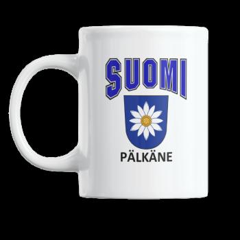Muki - Suomi vaakuna - Pälkäne
