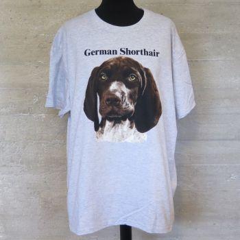RETRO T-PAITA HARM. - GERMAN SHORTHAIR