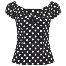 MAINLINE DOLORES TOP POLKA - COLLECTIF