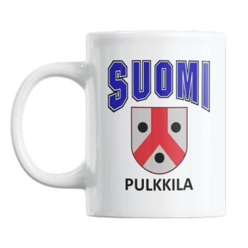 !Muki - Suomi vaakuna - Pulkkila