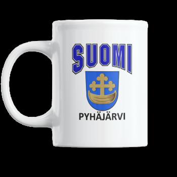 Muki - Suomi vaakuna - Pyhäjärvi