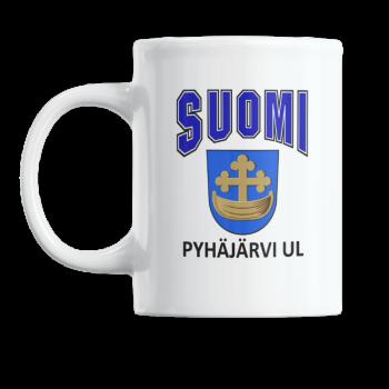 Muki - Suomi vaakuna - Pyhäjärvi UL