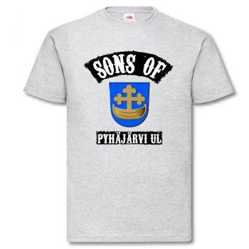 T-PAITA - SONS OF PYHÄJÄRVI UL