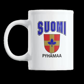 Muki - Suomi vaakuna - Pyhämaa