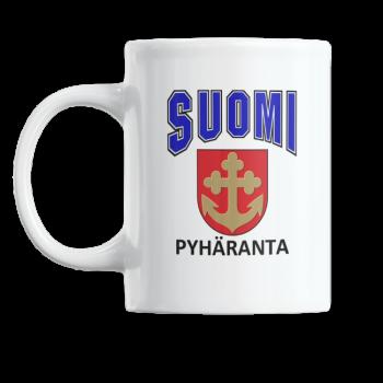 Muki - Suomi vaakuna - Pyhäranta